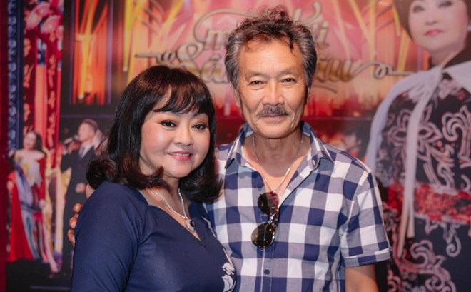 2 đời chồng, danh ca Hương Lan 64 tuổi lại mặc áo cưới