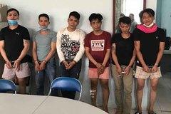 Băng hung thần cướp giật ở Sài Gòn sa lưới