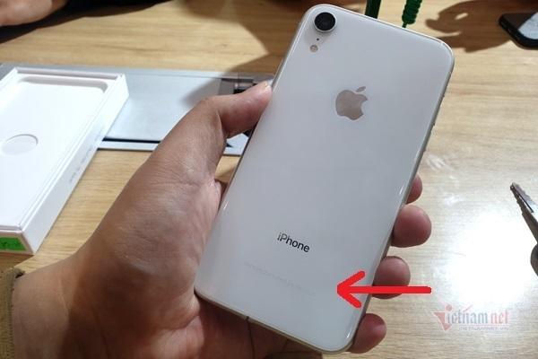 Xuất hiện 'iPhone lạ' ở Việt Nam: Đẹp như mới, giá rẻ như hàng Refurbished