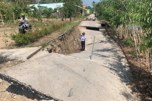 Mekong Delta under pressure amid climate change