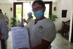 Lá thư bằng tiếng Việt của vợ chồng người Ba Lan gửi tới khu cách ly