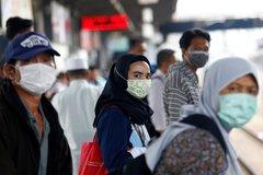 Thủ đô Indonesia ban bố tình trạng khẩn cấp vì Covid-19
