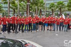 Nhóm siêu xe Car Passion ủng hộ 1 tỷ đồng chống dịch Covid-19