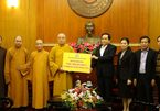 Giáo hội Phật giáo Việt Nam tặng 5 phòng áp lực âm chống dịch Covid-19