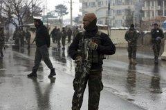 Căn cứ quân sự Afghanistan bị tấn công, hàng chục binh sĩ thiệt mạng