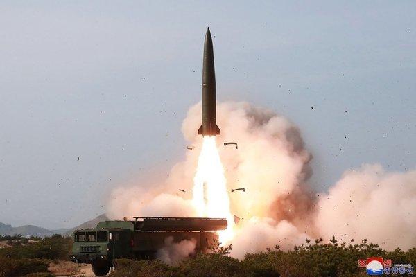 Triều Tiên bắn hai tên lửa đạn đạo tầm ngắn