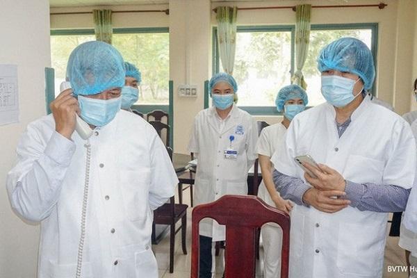chiến binh áo trắng,đại dịch Covid-19,Hà Nội chống dịch