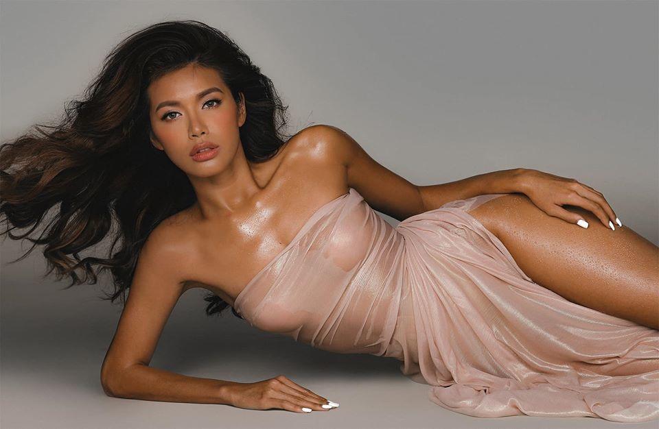 Minh Tú - mỹ nhân da nâu sexy nhất Việt Nam