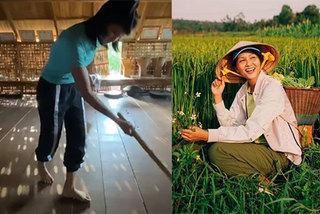 Bất ngờ trước ngôi nhà sàn dài 41m ở Đắk Lắk của hoa hậu H'Hen Niê