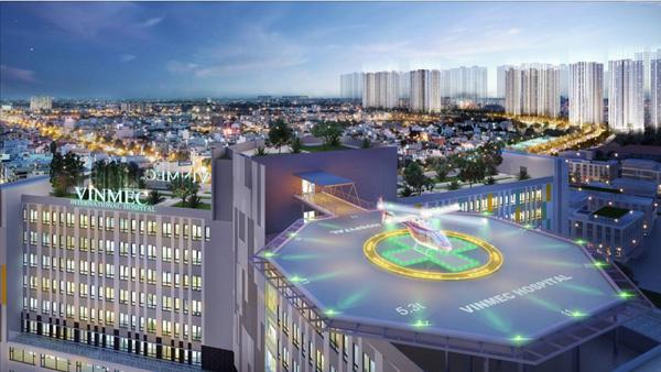Ra mắt Sapphire Parkville- 'tâm điểm xanh' của Vinhomes Smart City