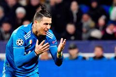 Juventus cắt giảm 30% lương, Ronaldo khóc thét