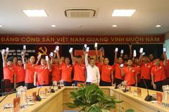 Các đội bóng V-League chung tay đẩy lùi Covid-19