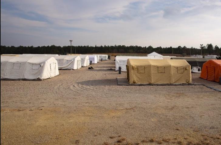 Lính Mỹ từ vùng chiến sự trở về kêu than về khu cách ly