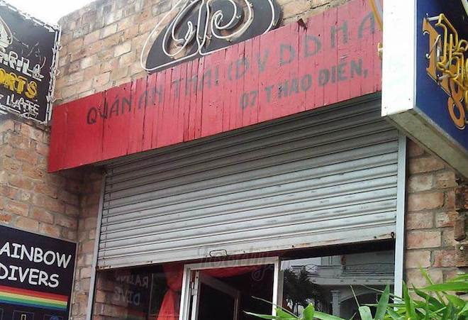 Khách đến quán bar 'khu nhà giàu' Sài Gòn được yêu cầu khai báo y tế