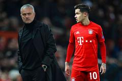 Mourinho vào cuộc giành Coutinho với MU và Chelsea