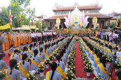 Đề nghị dừng tổ chức lễ Phật đản để tránh nguy cơ lây nhiễm Covid-19