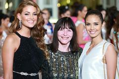 Chủ tịch Hoa hậu Thế giới Julia Morley bị đồn dương tính với Covid-19