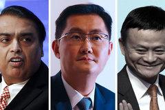 Ngôi vị tỷ phú giàu nhất Châu Á có chủ nhân mới