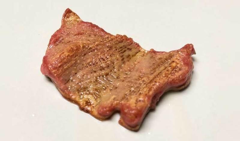 Miếng thịt bò lần đầu được 'in' ra, dự báo dẫn đầu xu hướng thực phẩm mới