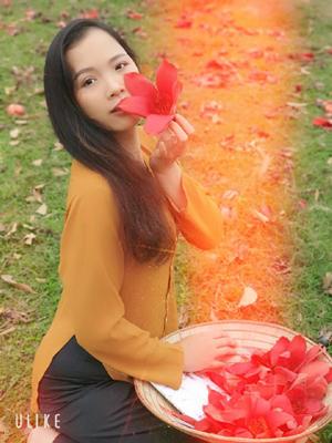 Á hậu Trang Viên,Ca sỹ Trang Viên,Thơ tình