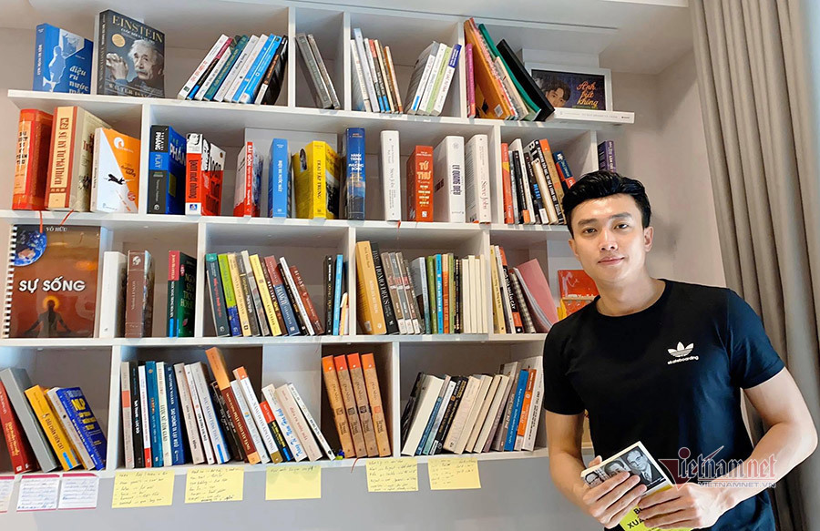 Đọc sách giúp Quốc Trường thay đổi tư duy tích cực như thế nào?