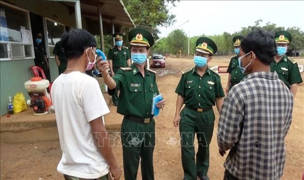 March 22: VN records largest increase in new coronavirus infections