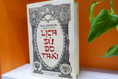 Cuốn sách lịch sử hơn 900 trang về Do Thái hấp dẫn độc giả Việt Nam