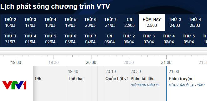 'Đừng bắt em phải quên' bị dừng chiếu trên VTV chưa rõ lý do
