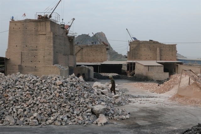 Comprehensive solutions needed to safely eliminate traditional lime kilns in Vietnam