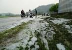 Hail causes damage in Dien Bien province
