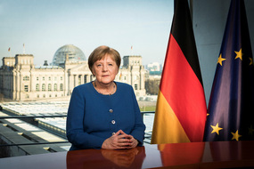 Thư từ Đức: Người Đức với ý thức cộng đồng giữa dịch Covid-19