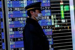 Stocks fall as nations take coronavirus action