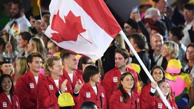 Coronavirus: Olympic doubts grow as Canada withdraws athletes