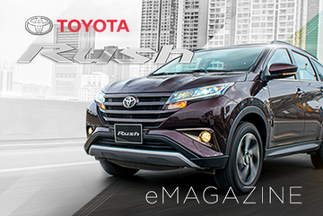Những tính năng vượt trội của Toyota Rush khiến khách hàng thích thú