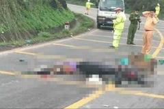 Ô tô húc chết người phụ nữ ở Quảng Ninh rồi bỏ chạy khỏi hiện trường