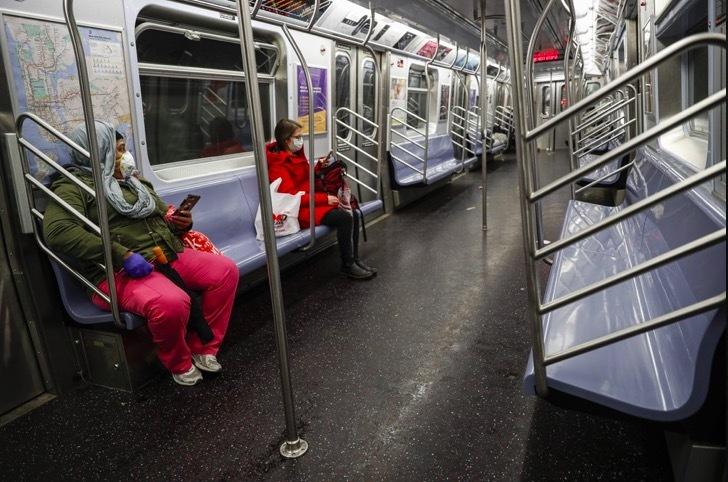 'Thành phố không ngủ' New York vắng lặng đêm ngày vì Covid-19