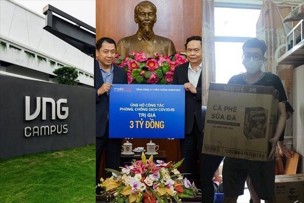 'Đại gia' công nghệ Việt ủng hộ hàng chục tỷ phòng chống dịch Covid-19