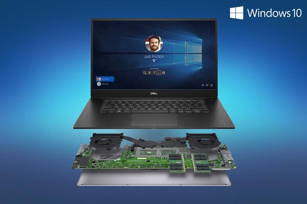 Dell Precision 5540: Mảnh mai nhưng mạnh mẽ