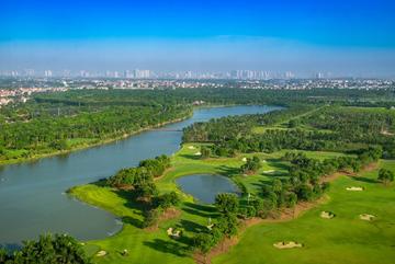 Ecopark - 'Thành phố triệu cây xanh' phía Đông Nam thủ đô