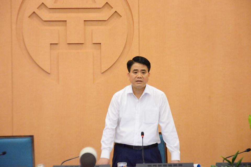 Chủ tịch Hà Nội khuyên con trai ở Mỹ ở trong nhà 3 tháng