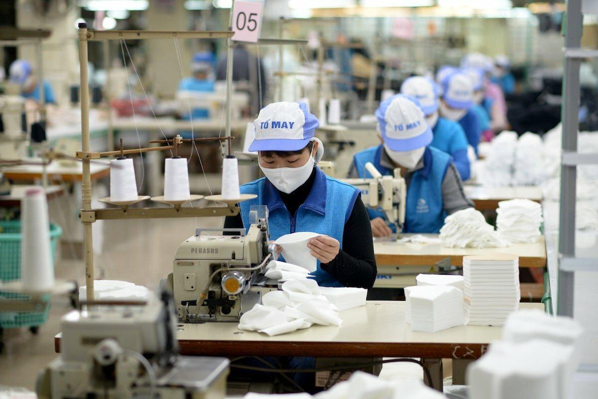 textile and garment,EVFTA,FDI,vietnam economy
