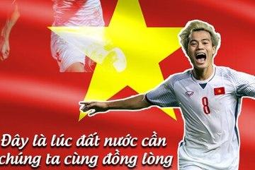 Bóng đá Việt Nam: Câu chuyện ấm lòng và nỗi buồn Covid-19