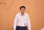 Chủ tịch Hà Nội: Khu cách ly không nhận đồ ăn, đồ dùng người nhà gửi