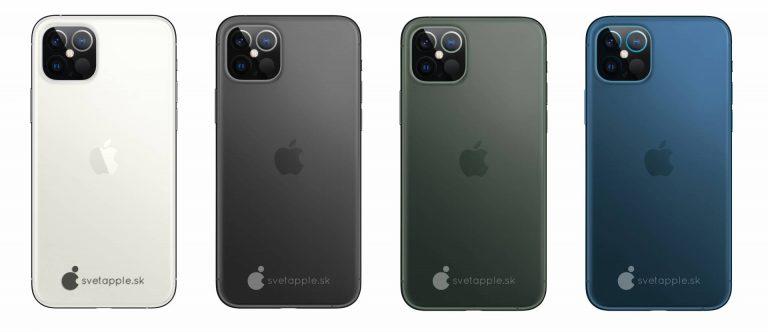 Concept iPhone,Apple,iPhone 12