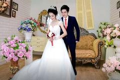 Gọi điện cho nhân viên tổng đài, chàng trai Thanh Hóa cưới được vợ xinh như hoa
