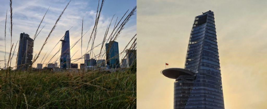 'Góc lạ' Sài Gòn qua ống kính Galaxy S20 Ultra zoom 100x