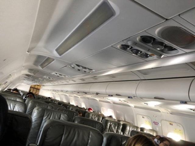 Tìm lại cảm giác bình yên trên 'chuyến bay ma'
