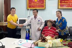 Gia đình diễn viên Lý Hùng góp 500 triệu đồng chống dịch Covid-19