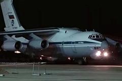 Máy bay Nga ứng cứu Italia bị cấm vào không phận Ba Lan