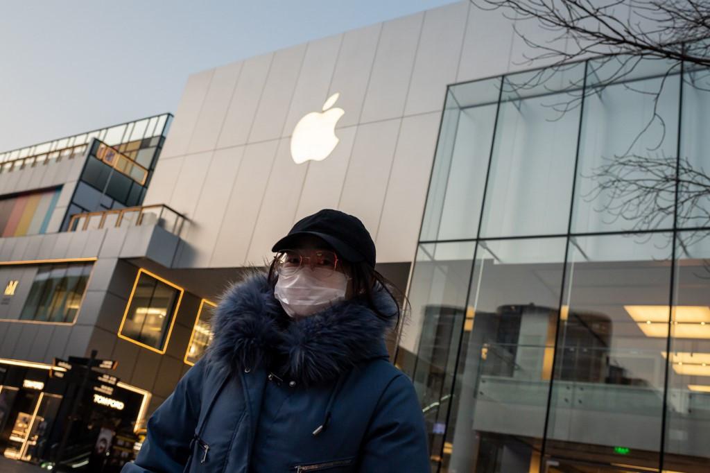 Bệnh dịch khiến Apple mất vị thế công ty nghìn tỷ USD